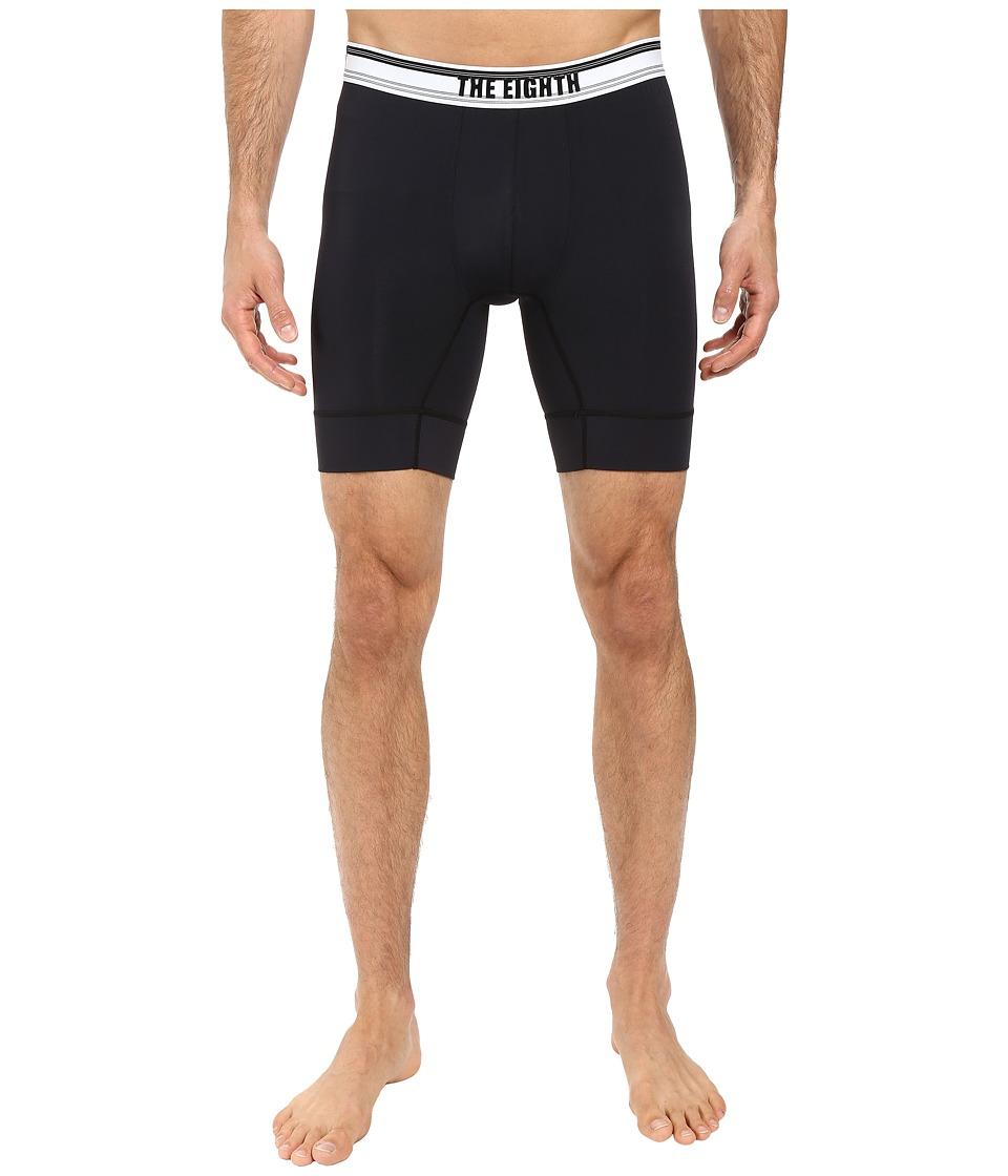 THE EIGHTH - The Sport Boxer (Black) Men's Underwear