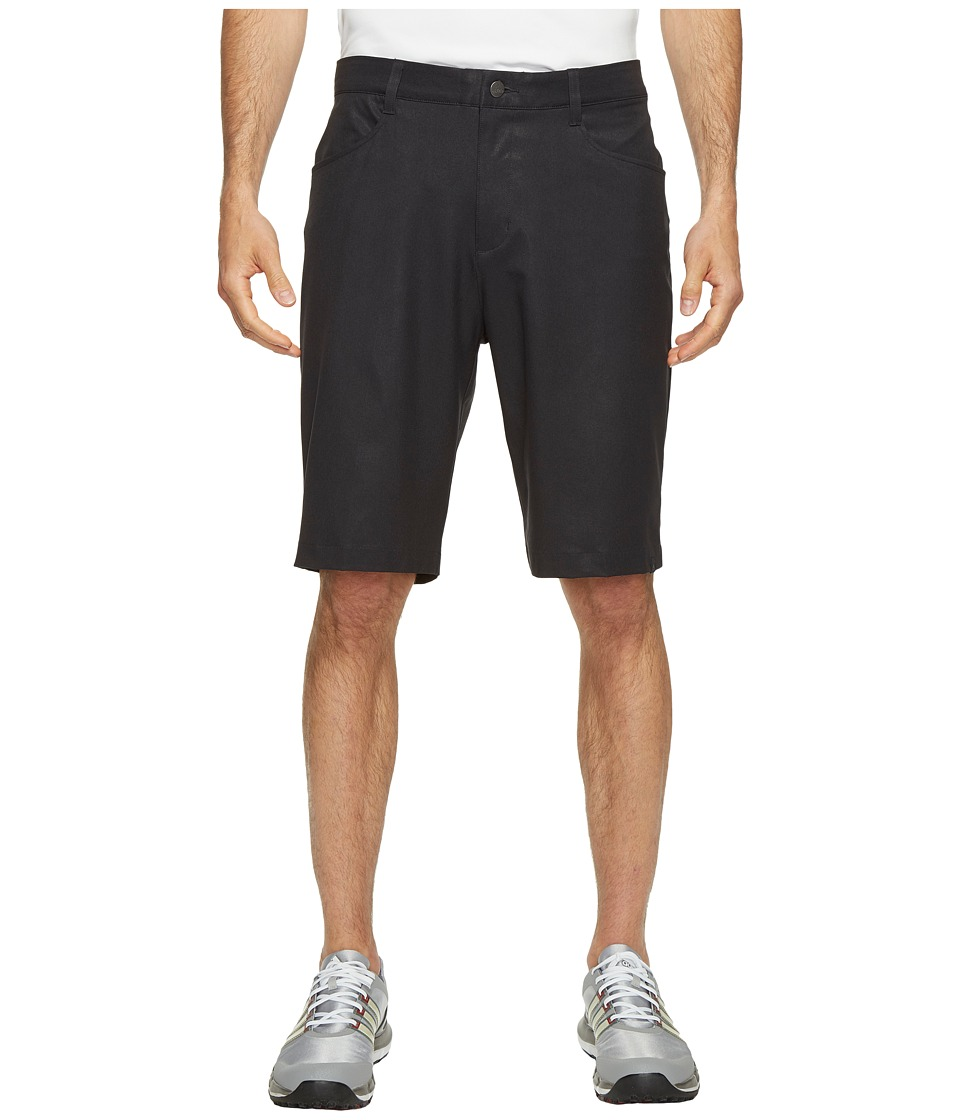 adidas Golf - Ultimate 365 Twill Shorts (Carbon) Men's Shorts