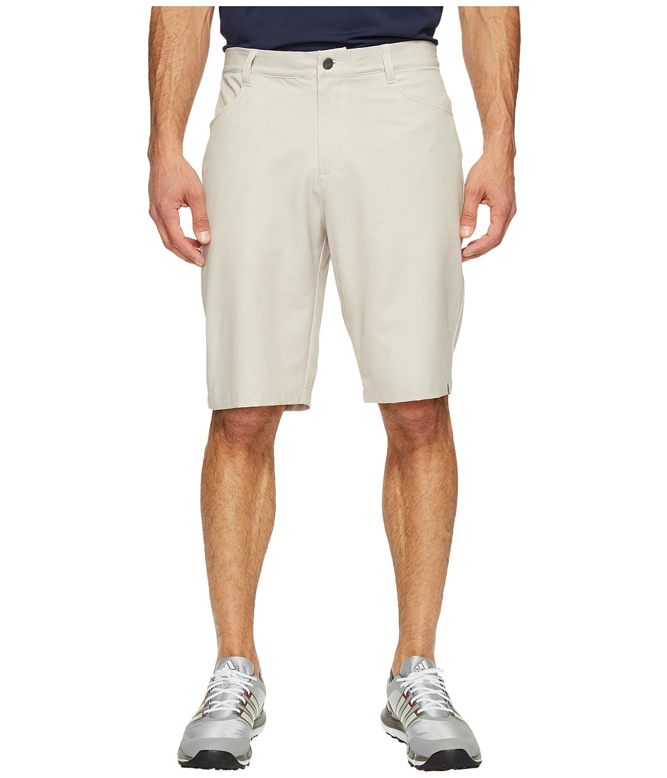 adidas Golf - Ultimate 365 Twill Shorts (Talc) Men's Shorts