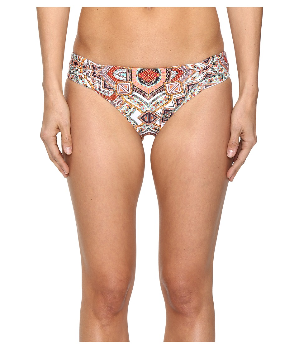 L*Space - Rendezvous Monique Bitsy Bottom (White) Women's Swimwear