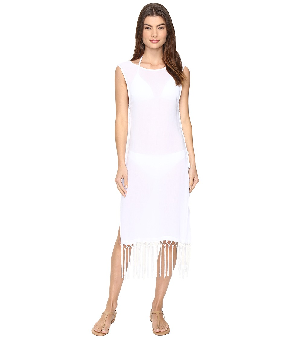 L*Space Moon Chaser Cover-Up (White) Women