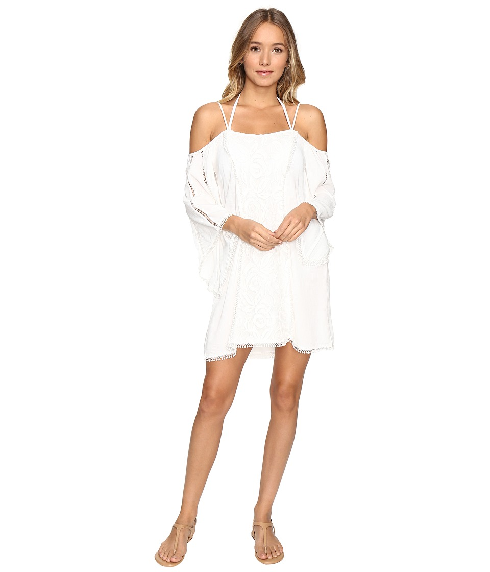 L*Space - Oracle Dress Cover-Up (Ivory) Women's Swimwear