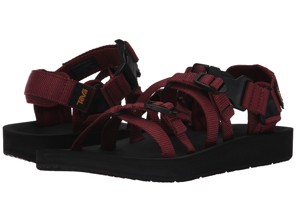 Teva - Alp Premier (Fired Brick) Men's Shoes