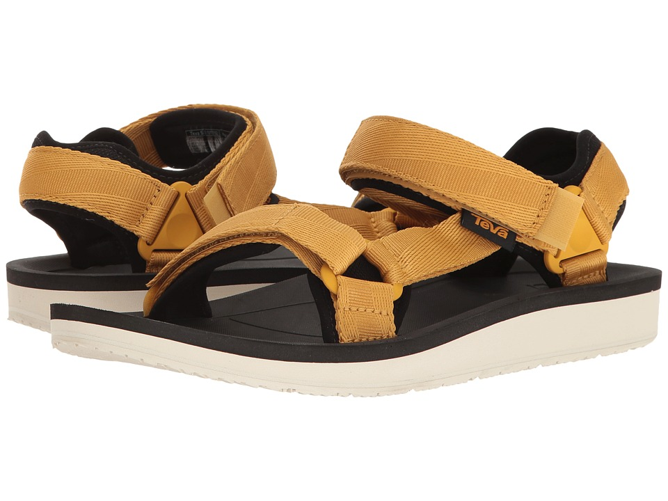Teva - Original Universal Premier (Mustard) Men's Shoes