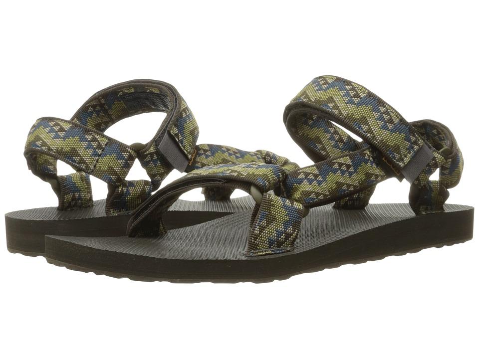 Teva - Original Universal (Palopo Olive) Men's Sandals