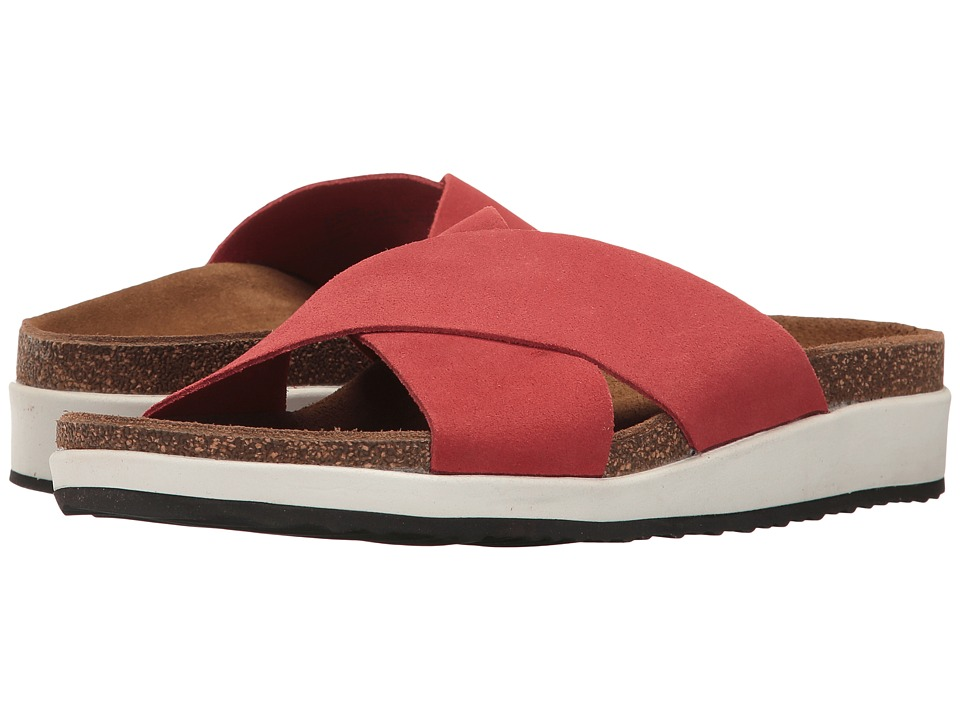 Aetrex - Dawn (Coral) Women's Sandals