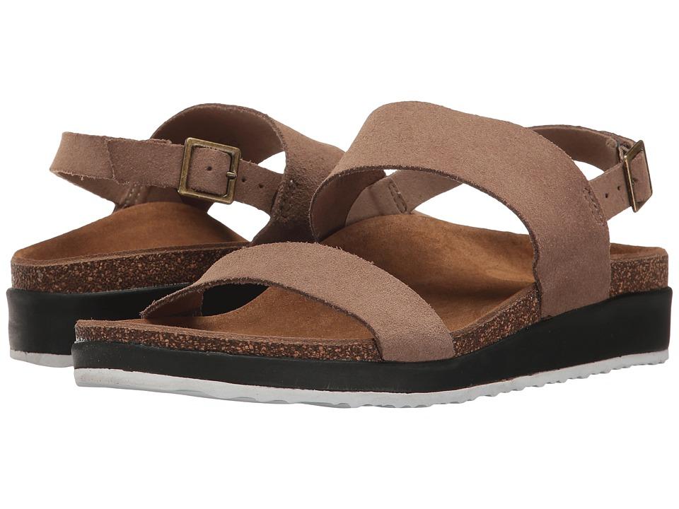 Aetrex - Jemma (Taupe) Women's Sandals