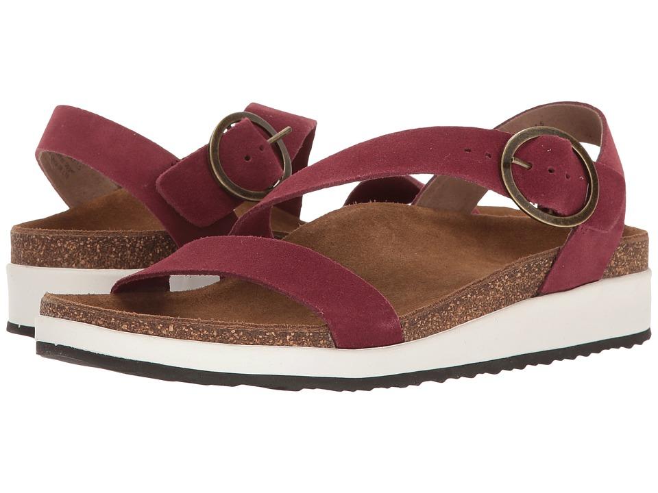 Aetrex - Adrianna (Maroon) Women's Sandals
