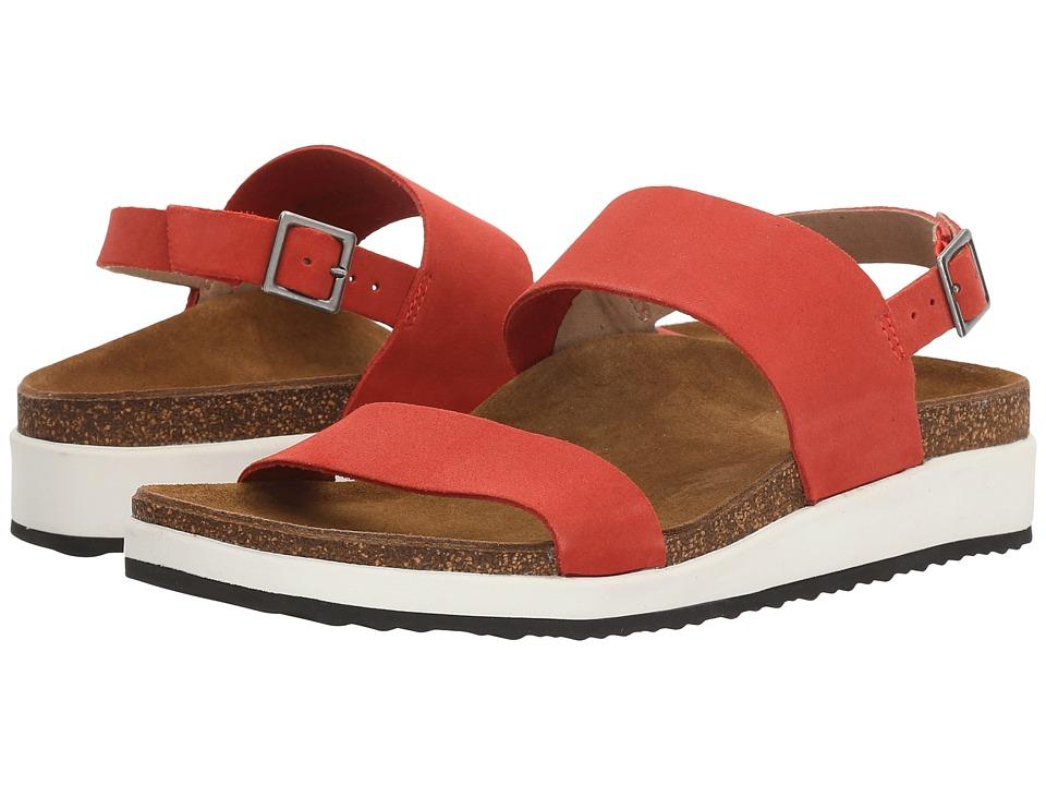 Aetrex - Jemma (Coral) Women's Sandals
