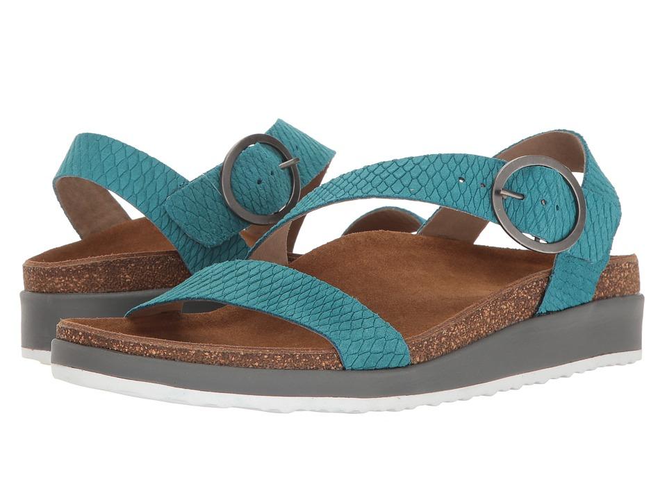 Aetrex - Adrianna (Ocean) Women's Sandals