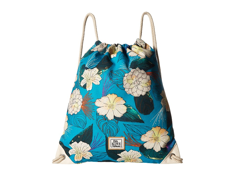 Dakine - Paige 10L (Pualani Blue Canvas) Handbags