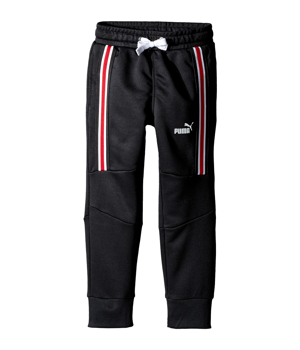Puma Kids - #1 Cat Jogger Pants (Little Kids/Big Kids) (PUMA Black) Boy's Casual Pants
