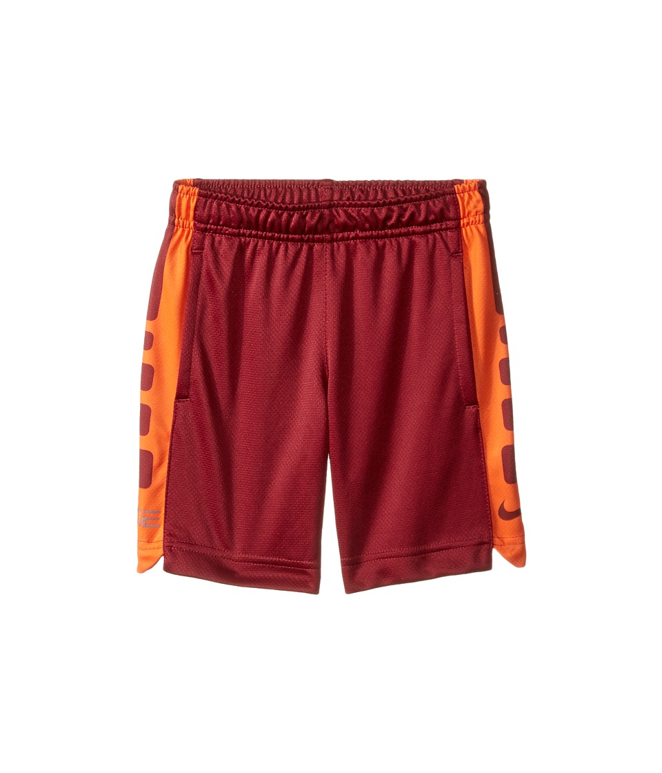 Nike Kids - Dri-FIT Elite Stripe Short (Toddler) (Team Red) Boy's Shorts