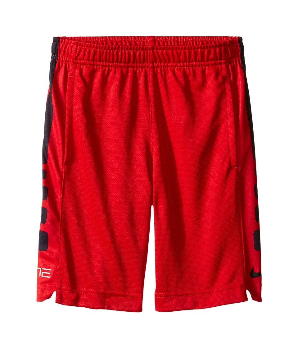 Nike Kids - Elite Stripe Shorts (Toddler/Little Kids) (University Red) Boy's Shorts