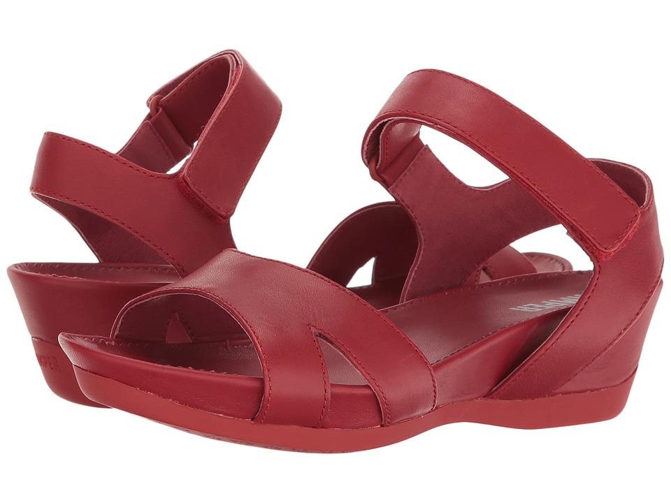 Camper - Micro - K200116 (Red) Women's Sandals