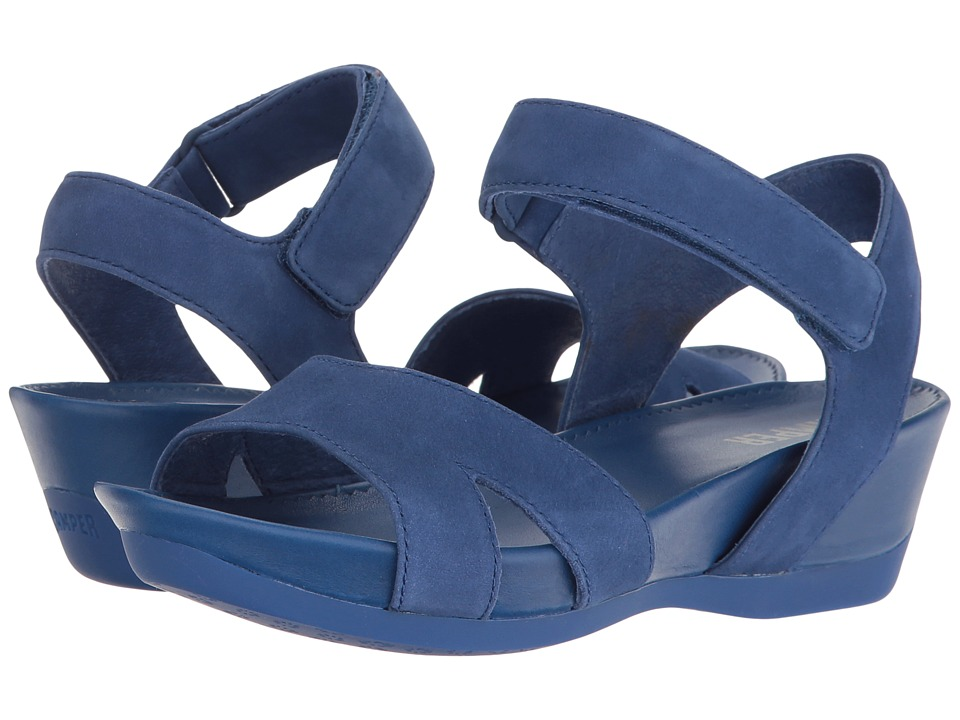 Camper - Micro - K200116 (Medium Blue) Women's Sandals