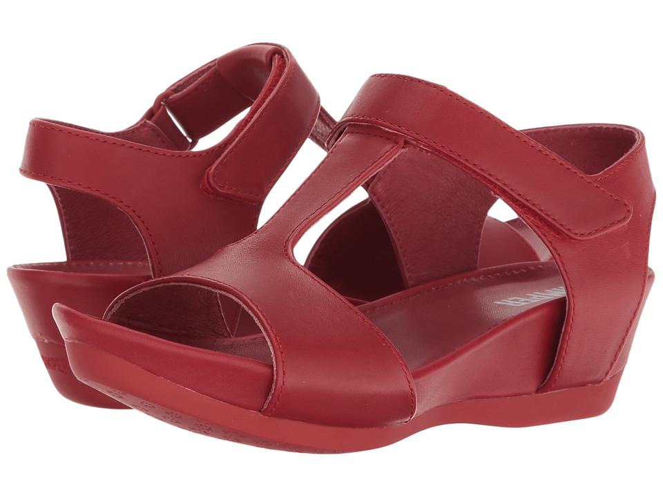 Camper - Micro - K200117 (Red) Women's Sandals