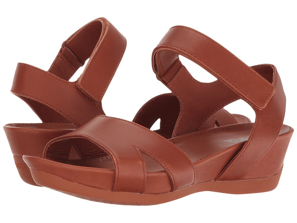 Camper - Micro - K200116 (Tan) Women's Sandals