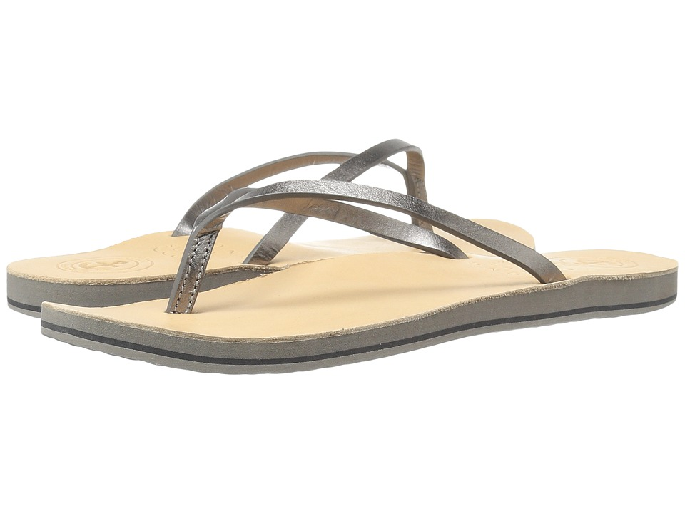 Cape Cod Shoe Supply - Anchor (Pewter) Women's Sandals