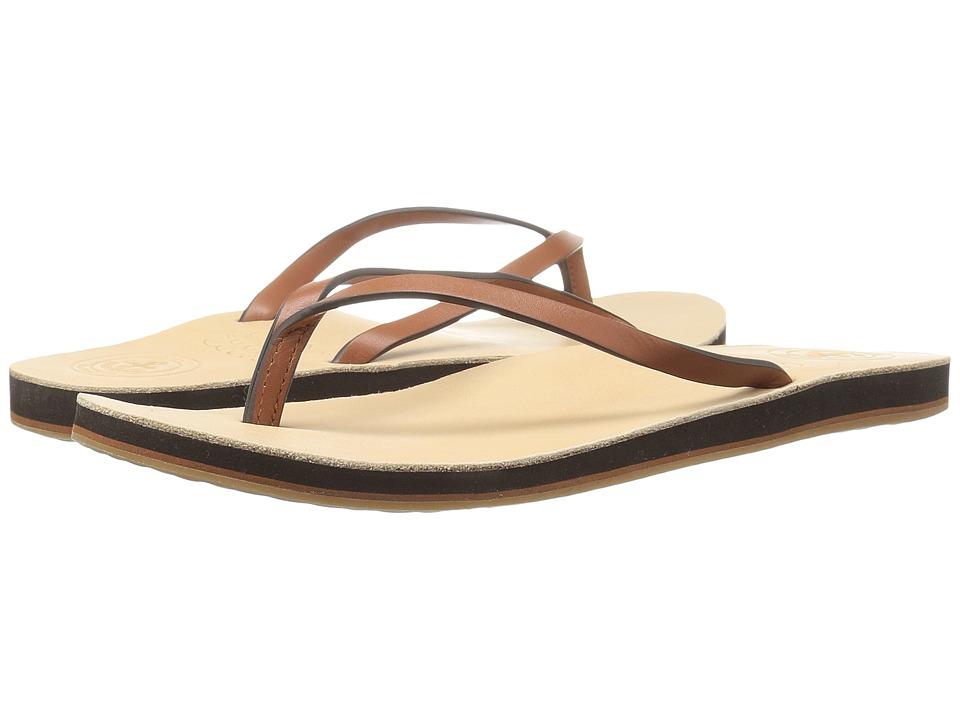 Cape Cod Shoe Supply - Anchor (Teak) Women's Sandals