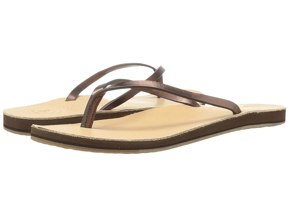 Cape Cod Shoe Supply - Anchor (Bronze) Women's Sandals