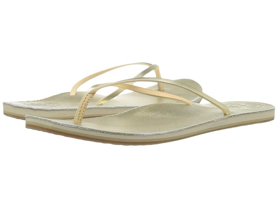 Cape Cod Shoe Supply - Apres (Gold) Women's Sandals