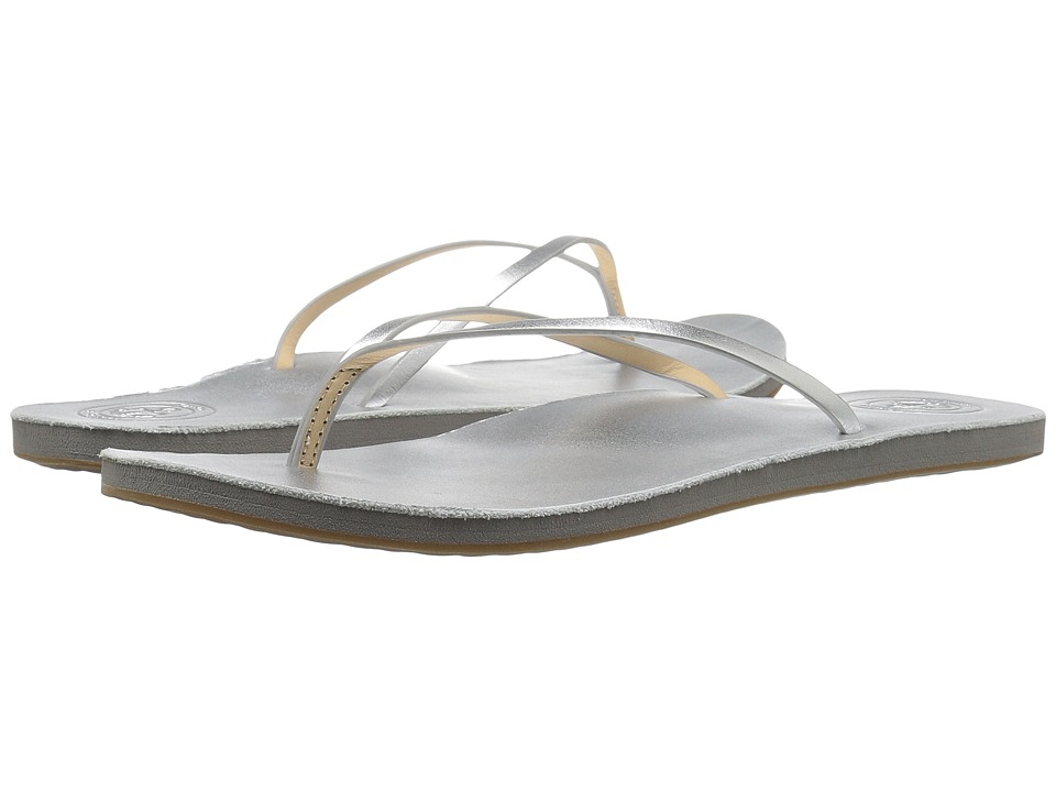 Cape Cod Shoe Supply - Apres (Silver) Women's Sandals