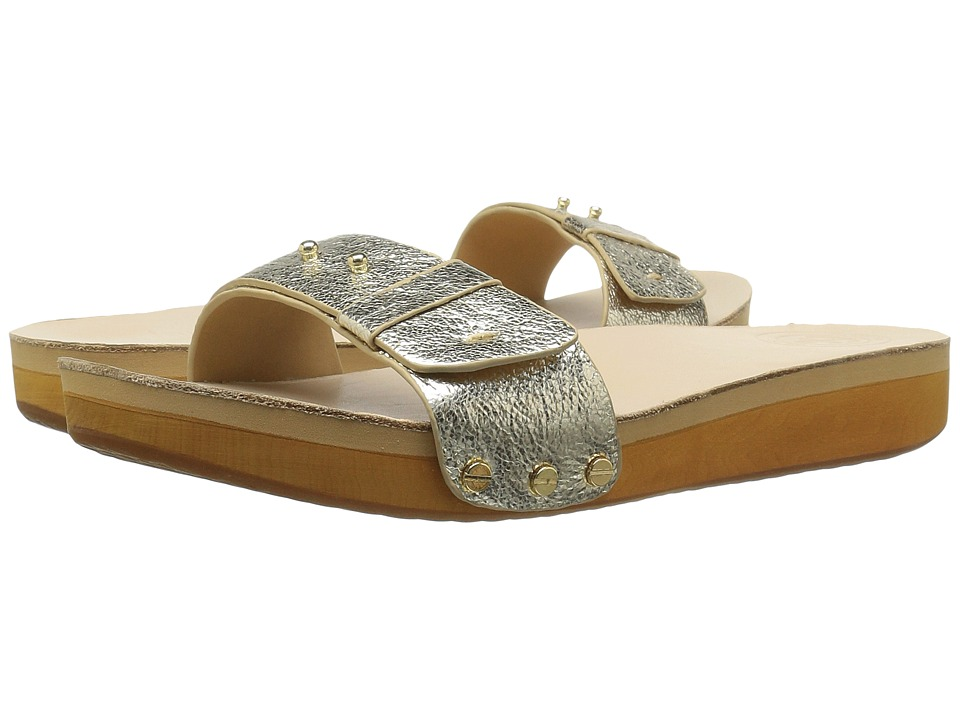 Cape Cod Shoe Supply - Josie (Gold) Women's Sandals