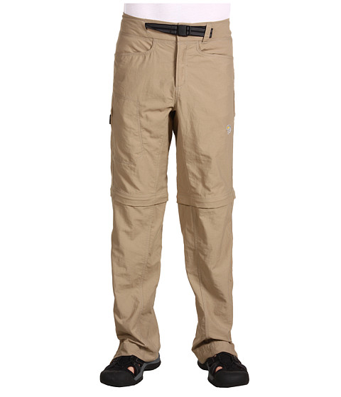 Mountain Hardwear - Mesa Convertible Pant (Khaki) Men
