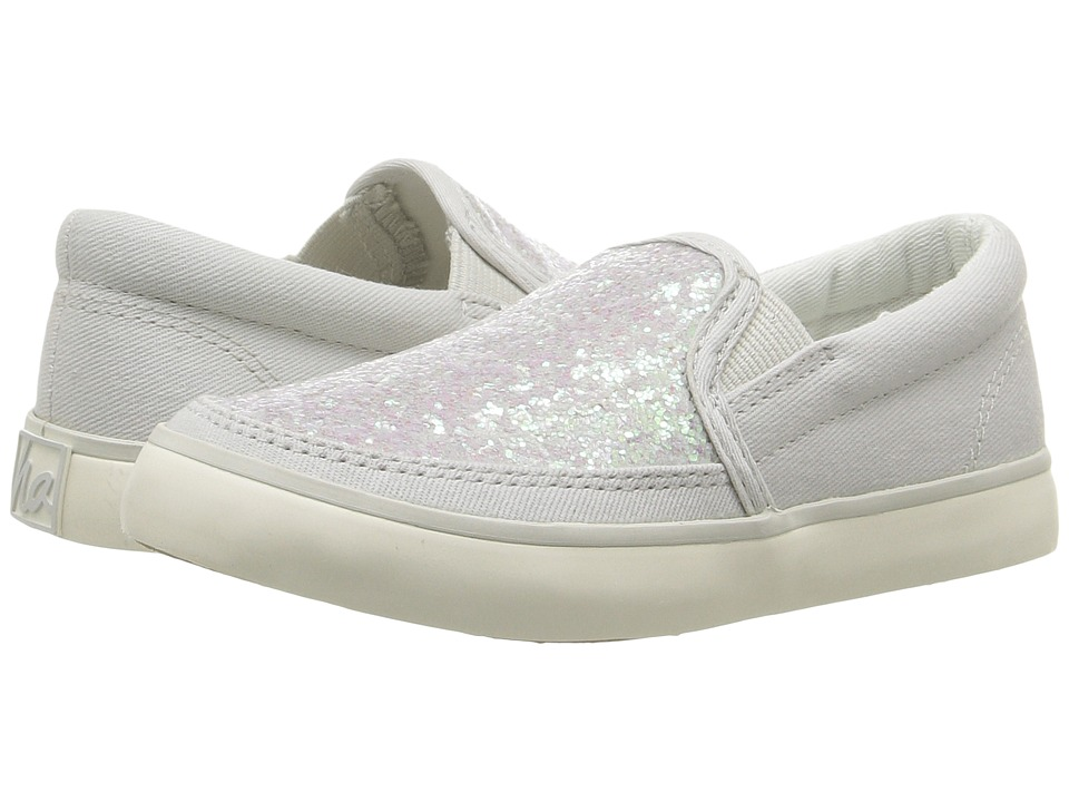 Hanna Andersson - Maria (Toddler/Little Kid/Big Kid) (Light Grey) Girls Shoes