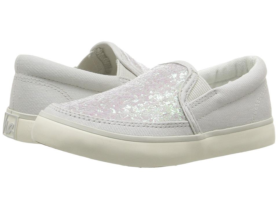 Hanna Andersson - Maria (Toddler/Little Kid/Big Kid) (Light Grey) Girls Shoes