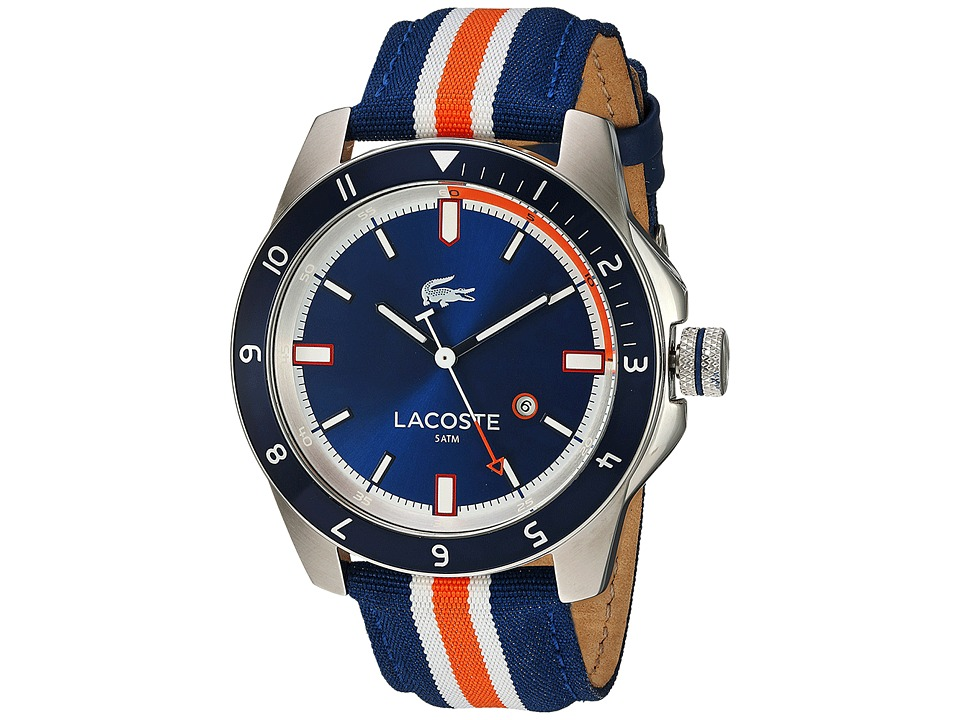 Lacoste - 2010700-DURBAN (Navy/Multi) Watches