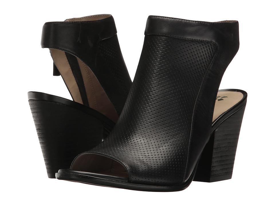 Naturalizer - Yanni (Black Leather) Women's Shoes