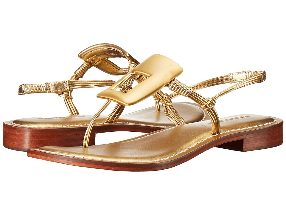 Bernardo - Triumph (Old Gold) Women's Sandals