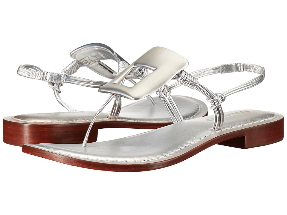 Bernardo - Triumph (Silver) Women's Sandals