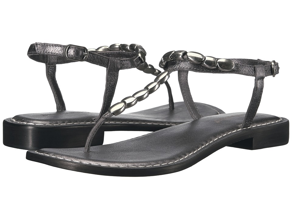Bernardo - Tristan (Grey Metal) Women's Sandals