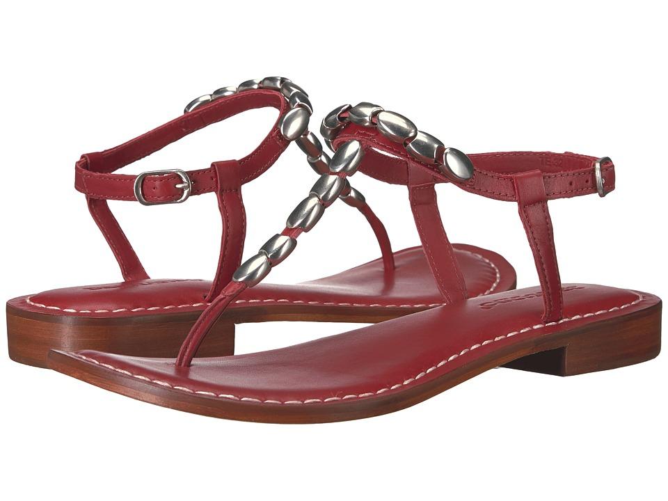 Bernardo - Tristan (Red) Women's Sandals