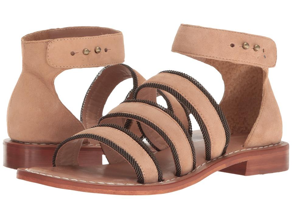 Bernardo - Theo (Sand) Women's 1-2 inch heel Shoes