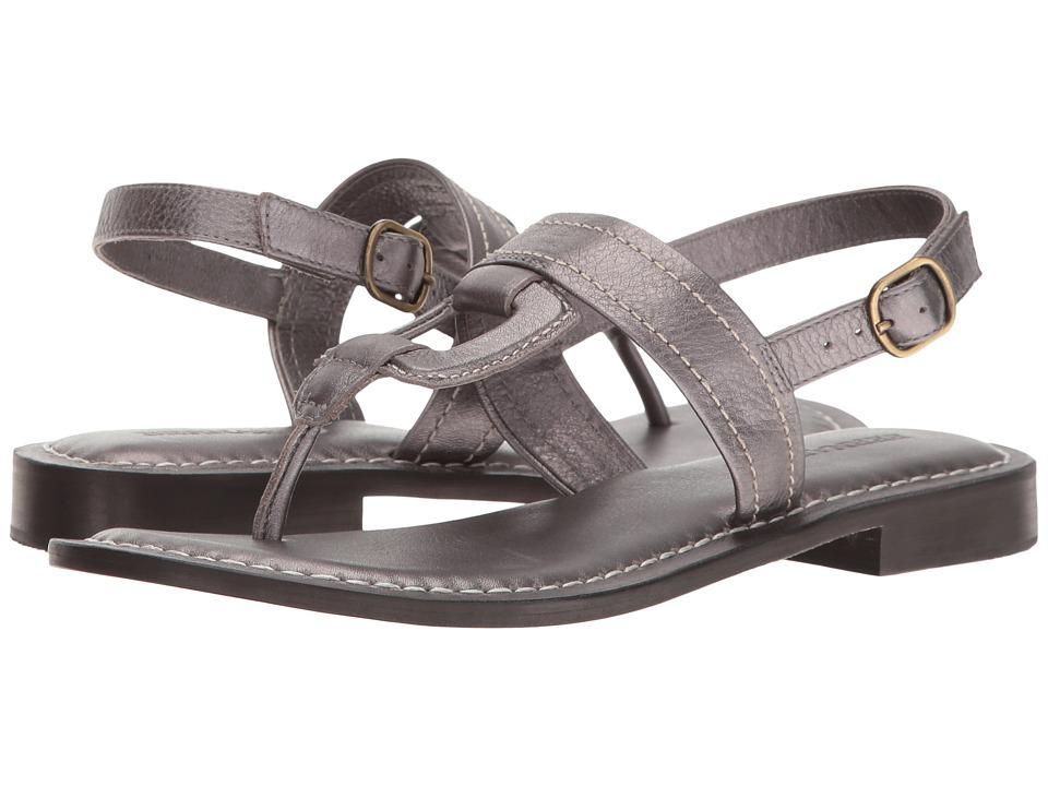 Bernardo - Tegan (Grey Metal) Women's Sandals