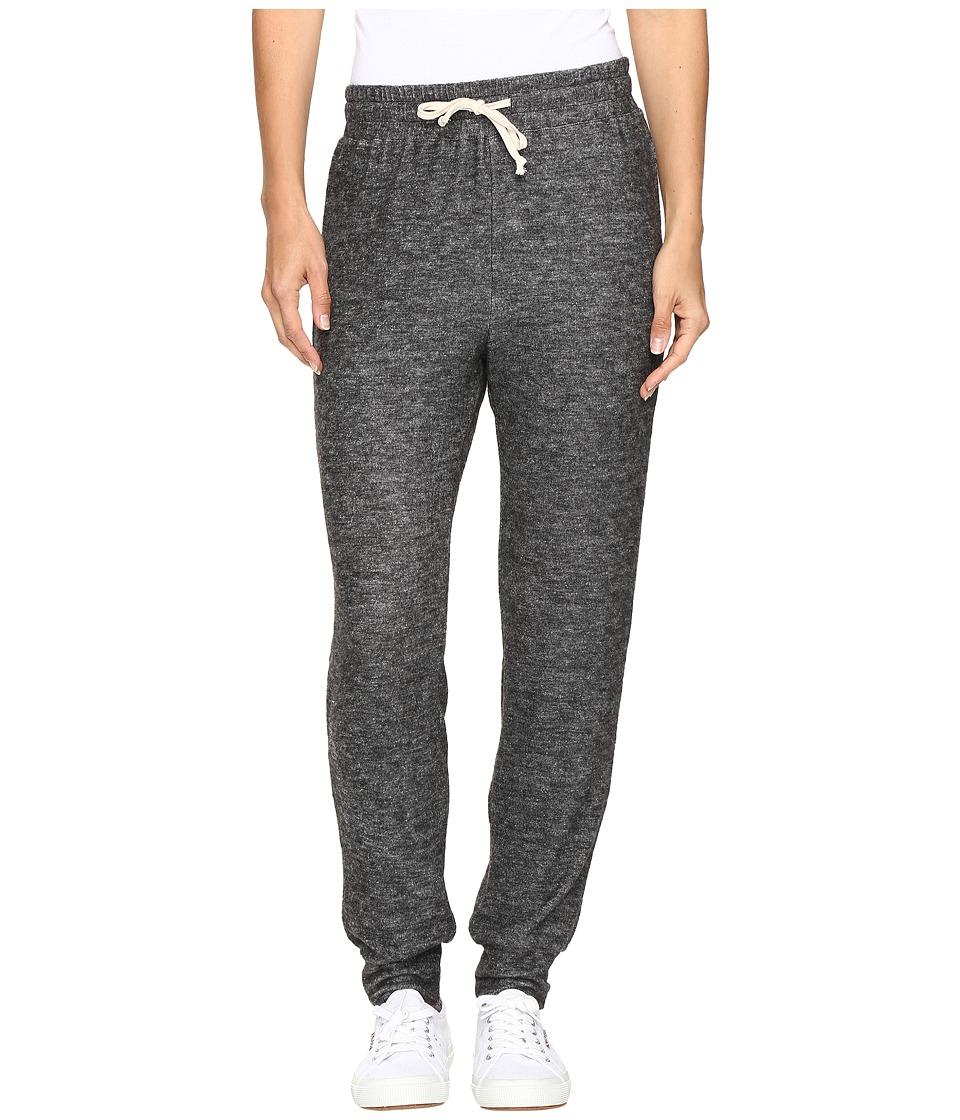 LNA Cozy Pants (Melange Grey) Women's Casual Pants