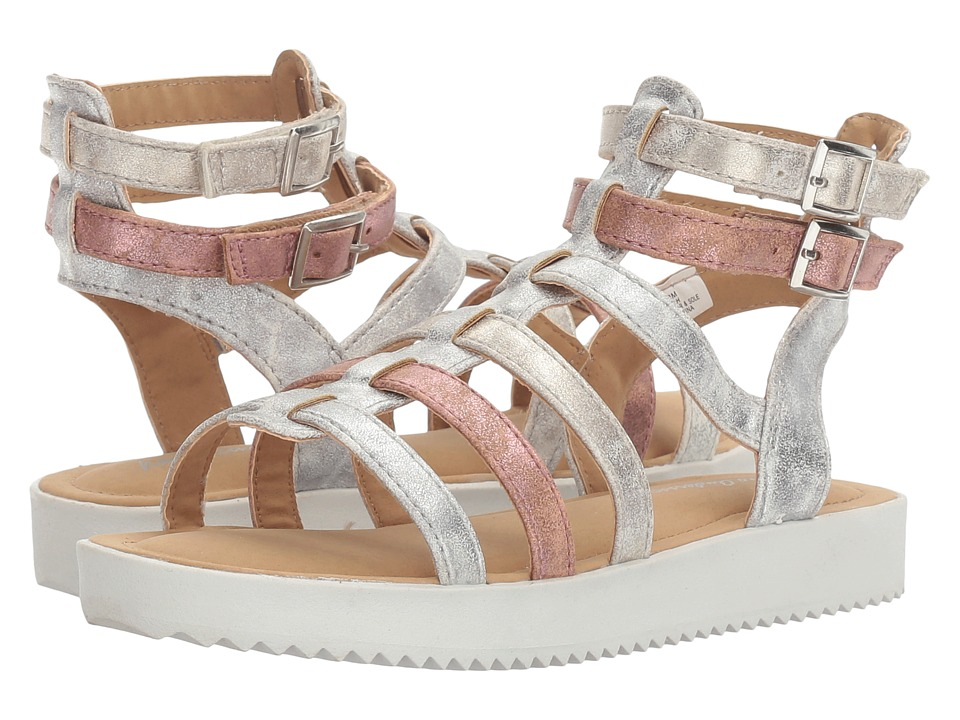 Hanna Andersson - Lena (Toddler/Little Kid/Big Kid) (Multi Metallic) Girls Shoes