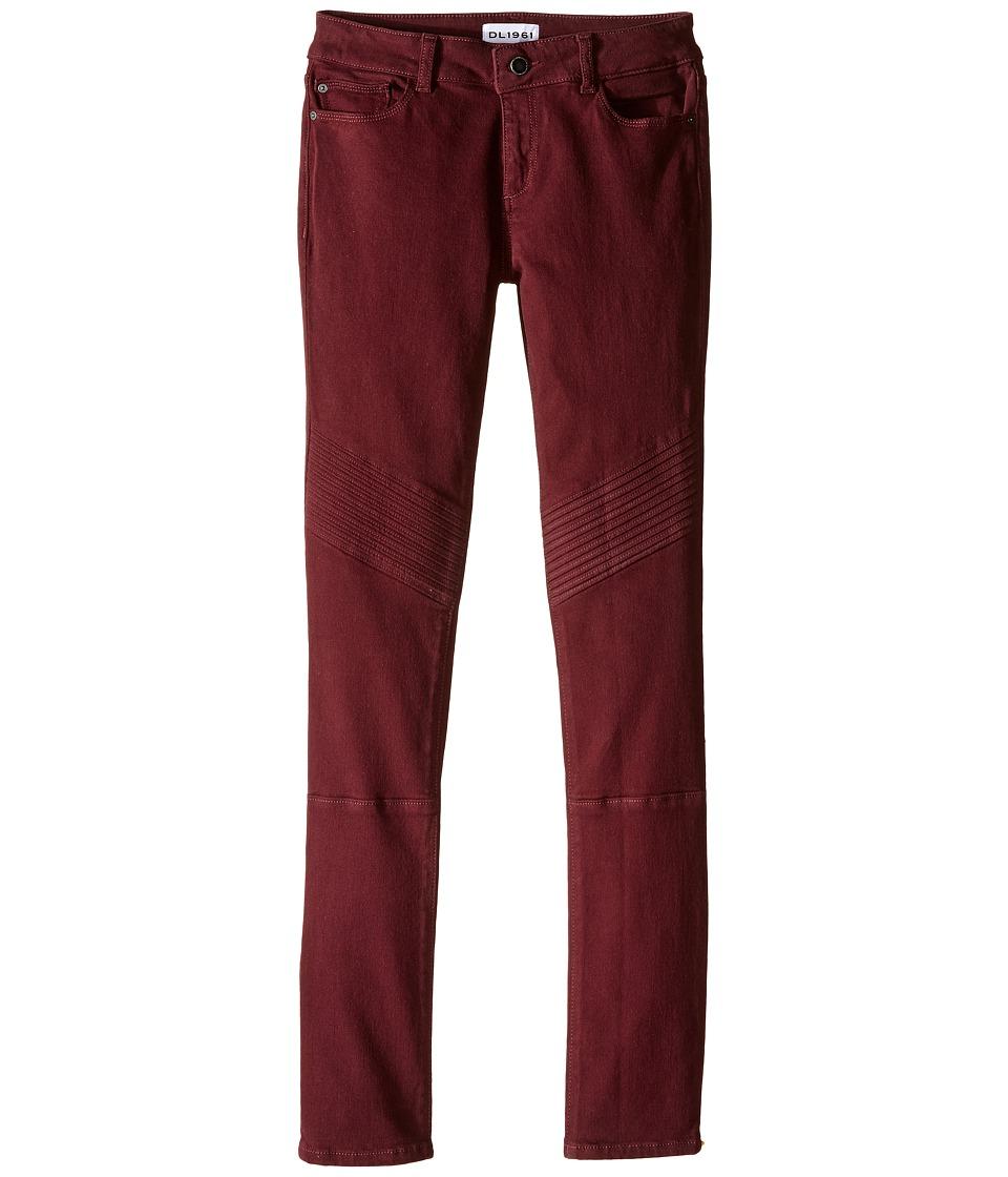 DL1961 Kids - Chloe Skinny in Maserati (Big Kids) (Maserati) Girl's Jeans