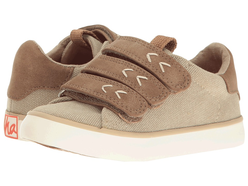 Hanna Andersson - Marcus (Toddler/Little Kid/Big Kid) (Tan) Boys Shoes