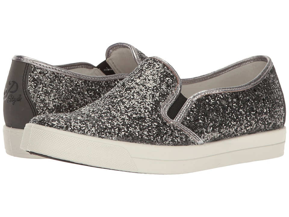 Primigi Kids - PAN 7578 (Big Kid) (Grey) Girl's Shoes
