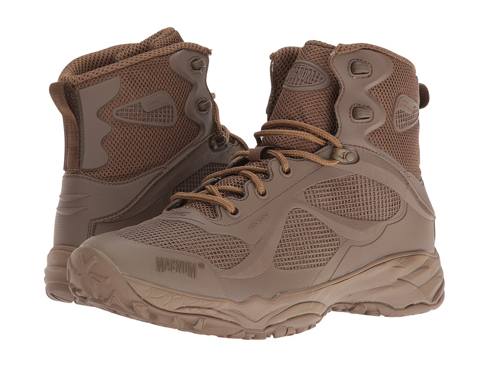 Magnum - Opus Mid (Coyote) Men's Work Boots