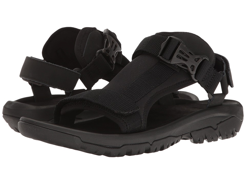 Teva - Hurricane Volt (Black) Men's Shoes