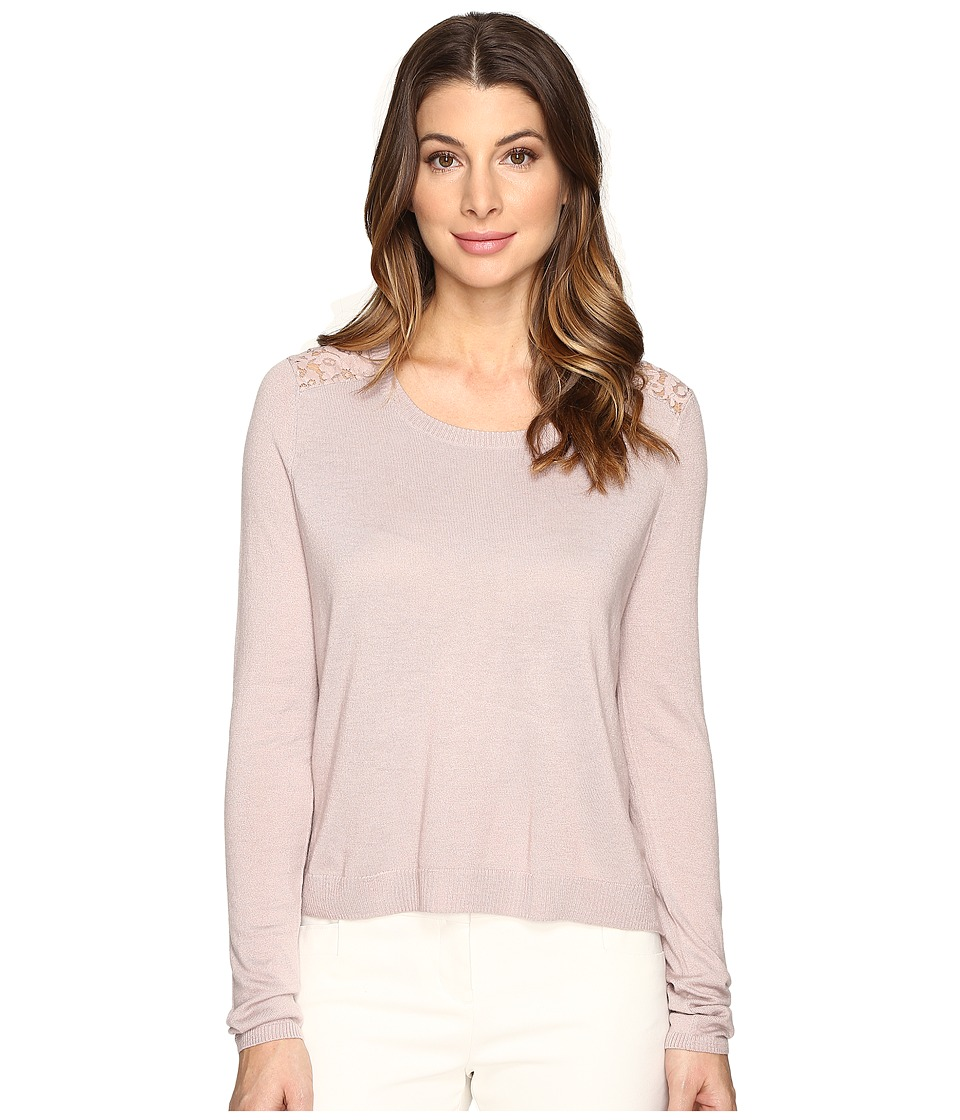 Joie - Matrika B Top K021-K1655B (Dusty Mink) Women's Clothing