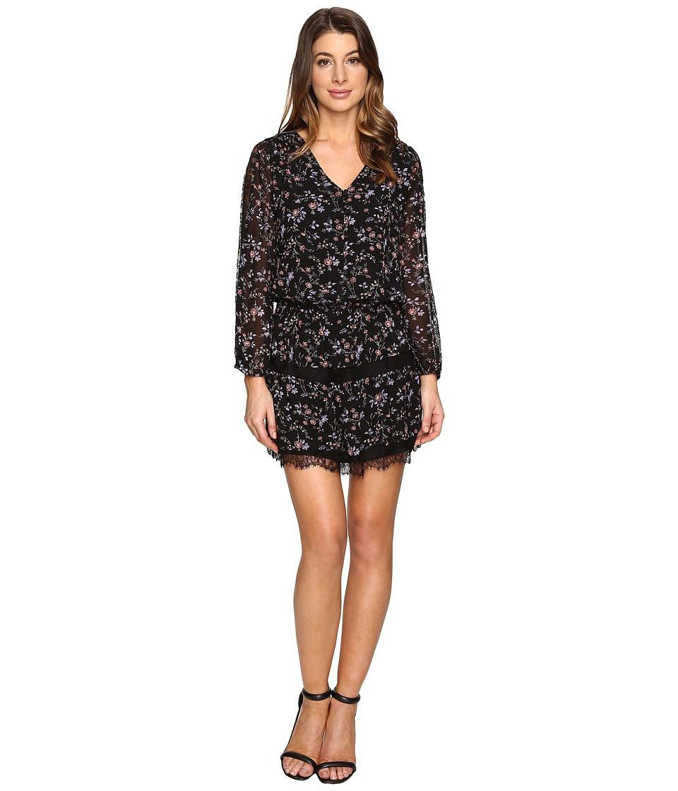 Joie - Auggie Dress 3749-D2502 (Caviar) Women's Dress