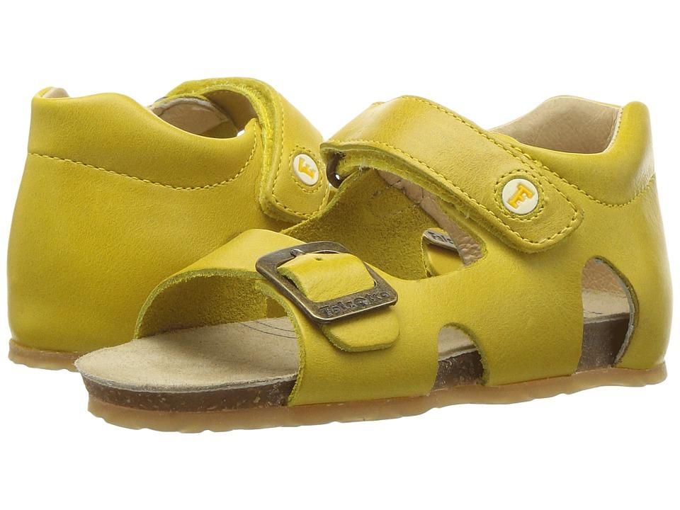 Naturino - Falcotto 1406 SS17 (Toddler) (Yellow) Boy's Shoes