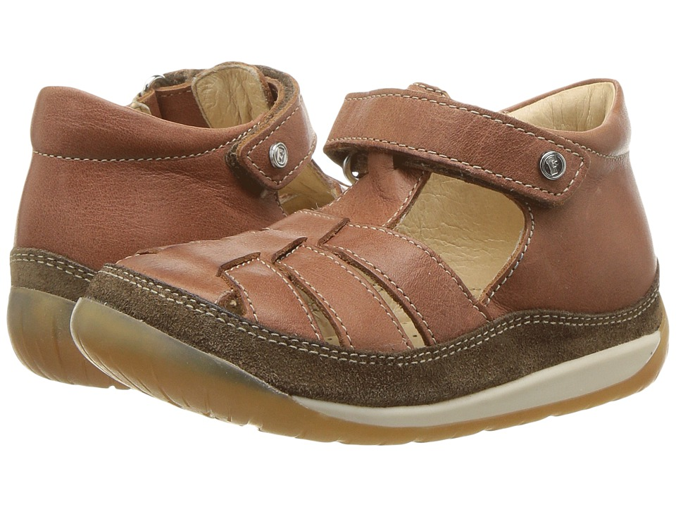 Naturino - Falcotto 163 VL SS17 (Toddler) (Brown) Boy's Shoes